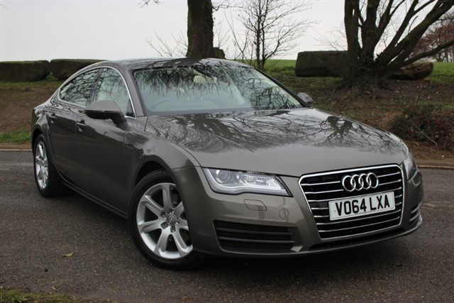 used Audi A7 SE TDI Auto in sheffield-south-yorkshire