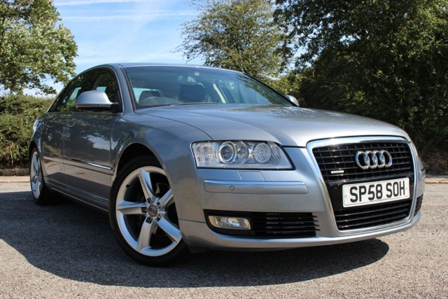 used Audi A8 Sport TDI Quattro in sheffield-south-yorkshire