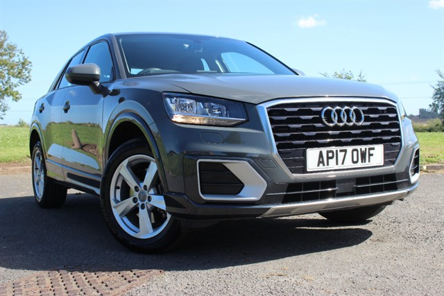 used Audi Q2 Sport TFSI CoD Auto in sheffield-south-yorkshire
