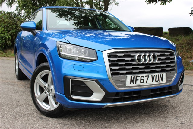 used Audi Q2 Sport TFSI in sheffield-south-yorkshire
