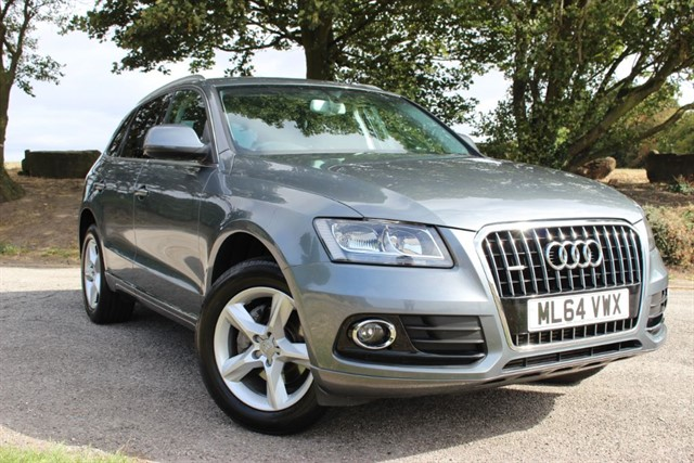 used Audi Q5 SE TDI Quattro in sheffield-south-yorkshire