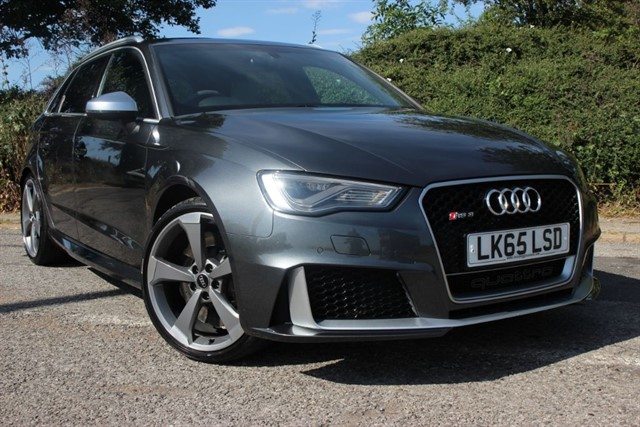 used Audi RS3 Sportback Quattro in sheffield-south-yorkshire
