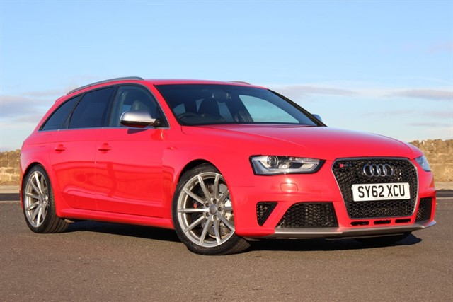 used Audi RS4 Avant V8 TFSI Quattro in sheffield-south-yorkshire