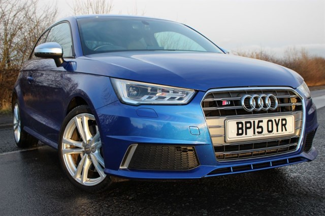 used Audi S1 Quattro in sheffield-south-yorkshire