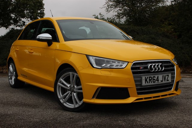 used Audi S1 TFSI Quattro Sportback in sheffield-south-yorkshire
