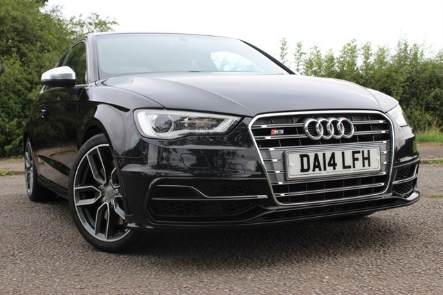 used Audi S3 Quattro Nav S-Tronic in sheffield-south-yorkshire