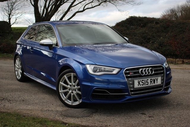 used Audi S3 Quattro in sheffield-south-yorkshire