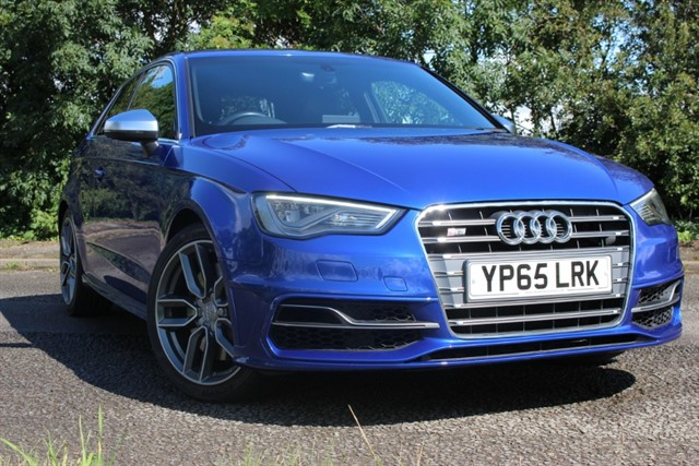 used Audi S3 Quattro TFSI in sheffield-south-yorkshire