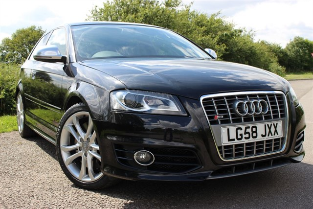 used Audi S3 TFSI Quattro in sheffield-south-yorkshire