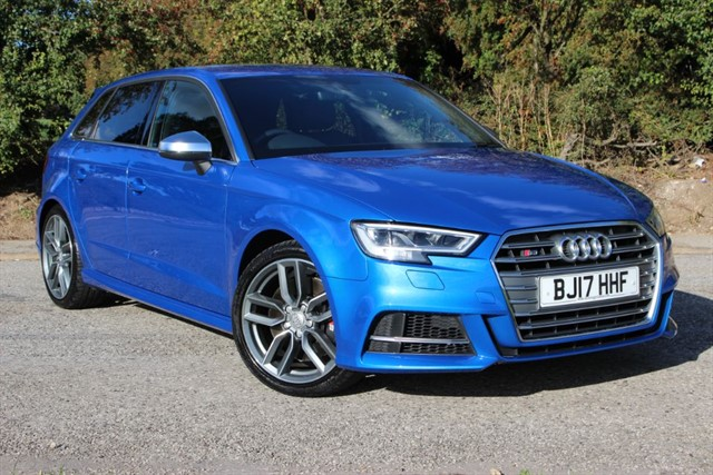 used Audi S3 TFSI Quattro Sportback in sheffield-south-yorkshire