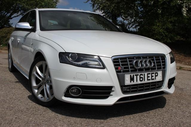 used Audi S4 Avant V6 Quattro Auto in sheffield-south-yorkshire