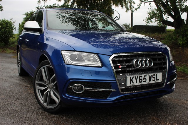 used Audi SQ5 BI-TDI Quattro in sheffield-south-yorkshire
