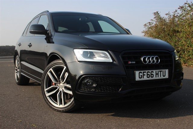 used Audi SQ5 Plus TDI Quattro Auto in sheffield-south-yorkshire