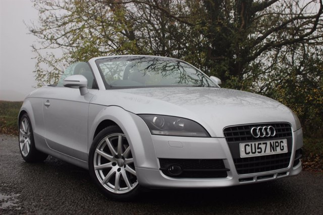 used Audi TT TFSI in sheffield-south-yorkshire