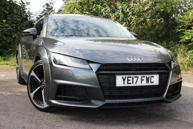 used Audi TT S Line Black Edition TFSI in sheffield-south-yorkshire