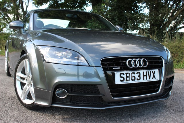 used Audi TT S Line TDI Quattro in sheffield-south-yorkshire