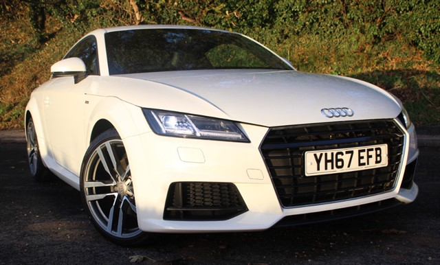 used Audi TT S Line TFSI in sheffield-south-yorkshire