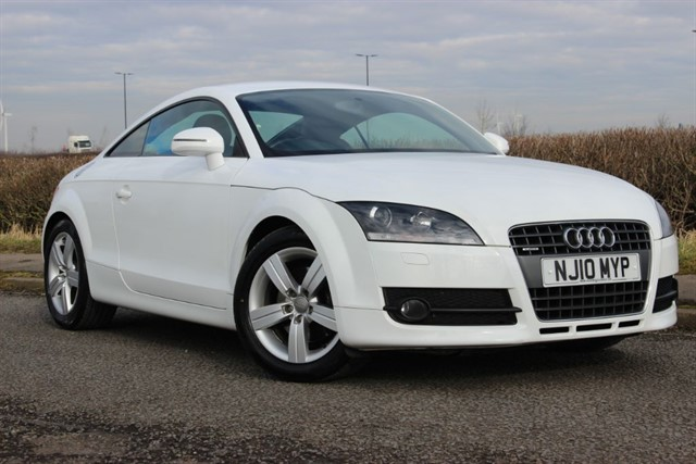 used Audi TT TDI Quattro in sheffield-south-yorkshire