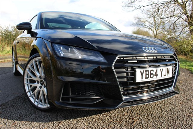used Audi TT S Line TFSI Quattro in sheffield-south-yorkshire