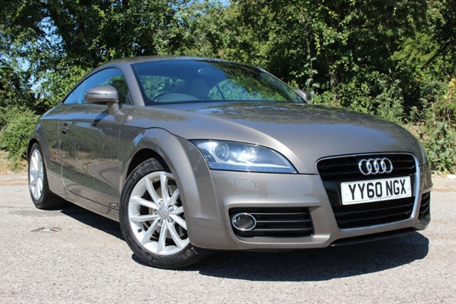 used Audi TT Sport TFSI in sheffield-south-yorkshire