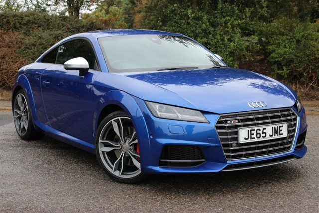 used Audi TTS TFSI Quattro in sheffield-south-yorkshire
