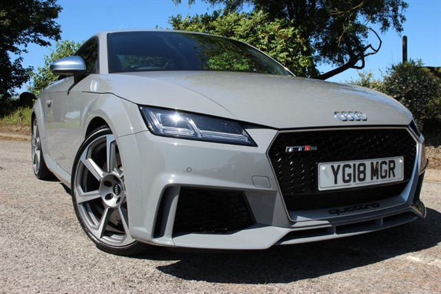 used Audi TT RS TFSI Quattro Auto in sheffield-south-yorkshire