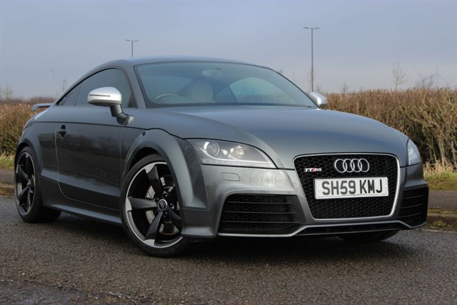 used Audi TT RS TFSI Quattro in sheffield-south-yorkshire