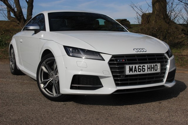 used Audi TTS TFSI Quattro Auto in sheffield-south-yorkshire