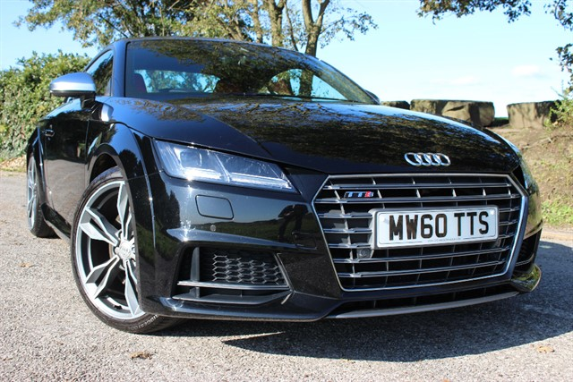 used Audi TTS TFSI Quattro Nav Auto in sheffield-south-yorkshire