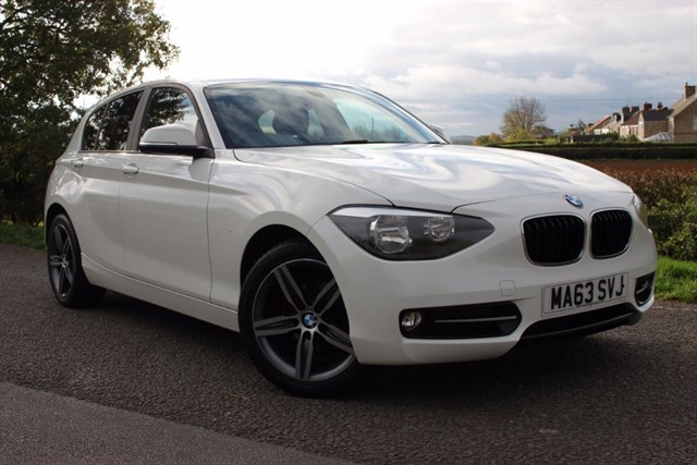 used BMW 114i Sport in sheffield-south-yorkshire