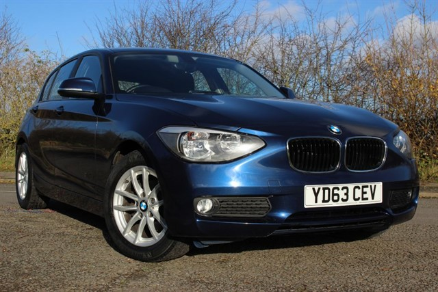 used BMW 116d EfficientDynamics in sheffield-south-yorkshire