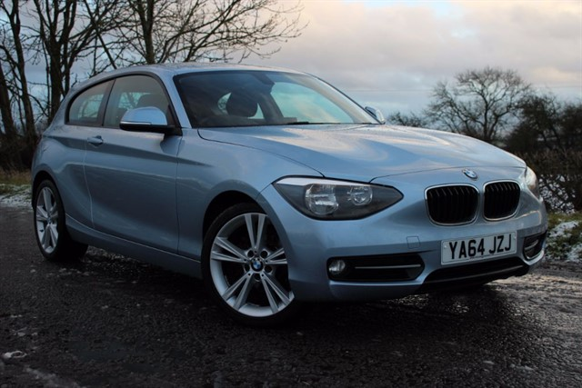 used BMW 116d Sport in sheffield-south-yorkshire