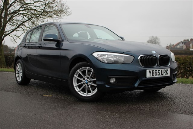 used BMW 116d SE in sheffield-south-yorkshire