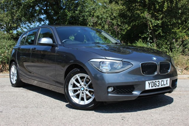used BMW 116d EfficienctDynamics in sheffield-south-yorkshire