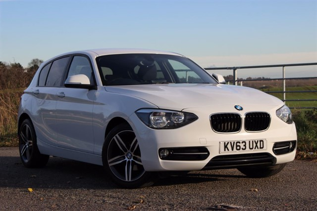 used BMW 116i Sport in sheffield-south-yorkshire