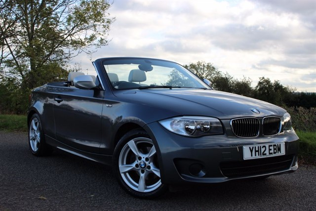 used BMW 118d Exclusive Edition in sheffield-south-yorkshire