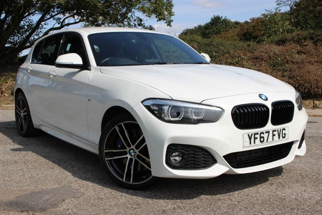 used BMW 118d M Sport Shadow Edition in sheffield-south-yorkshire
