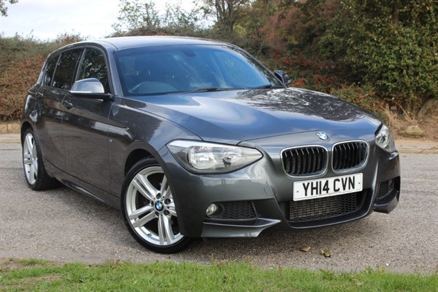 used BMW 118d M Sport in sheffield-south-yorkshire