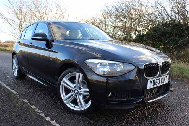 used BMW 120d M Sport xDrive in sheffield-south-yorkshire