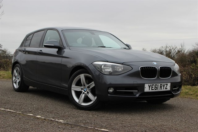 used BMW 120d Sport in sheffield-south-yorkshire