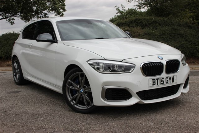 used BMW M135i Automatic in sheffield-south-yorkshire