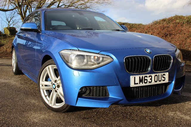 used BMW 116d M Sport Auto in sheffield-south-yorkshire