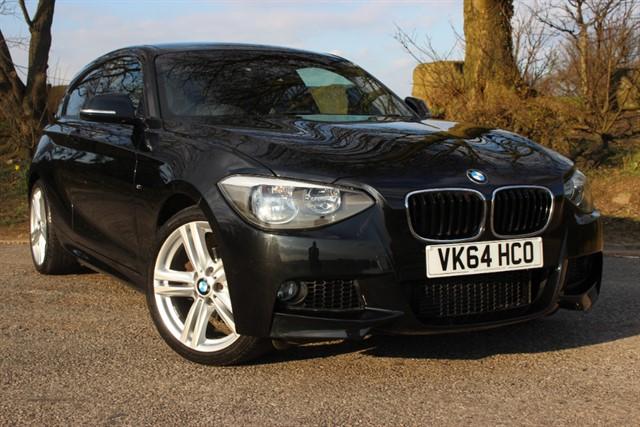 used BMW 116d M Sport - Sat Nav in sheffield-south-yorkshire