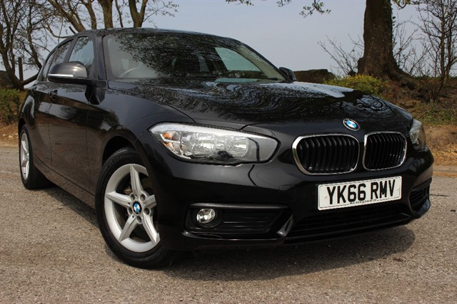 used BMW 116d ED Plus in sheffield-south-yorkshire