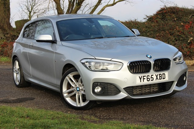 used BMW 116d M Sport in sheffield-south-yorkshire