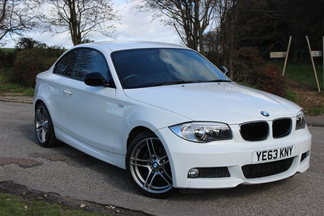 used BMW 118d Sport Plus Edition - M Sport Styling in sheffield-south-yorkshire