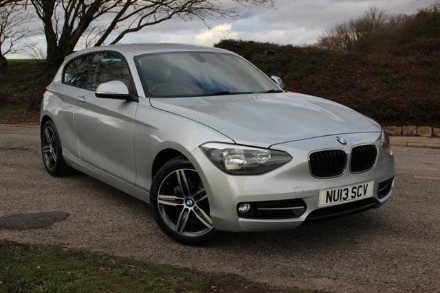 used BMW 118d Sport Auto in sheffield-south-yorkshire