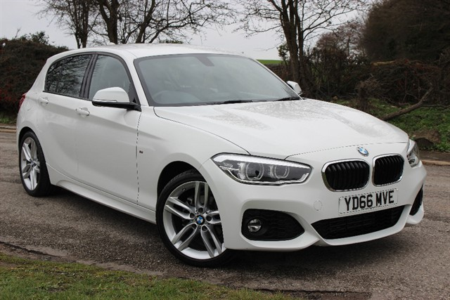 used BMW 118i M Sport in sheffield-south-yorkshire
