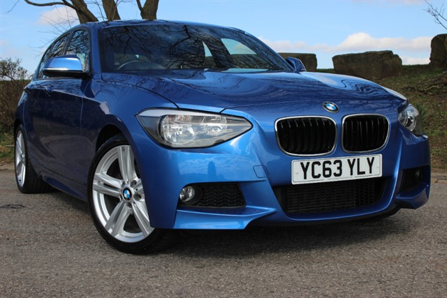 used BMW 120d M Sport in sheffield-south-yorkshire