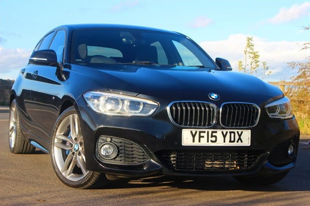 used BMW 120d M Sport Auto in sheffield-south-yorkshire
